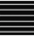 Different Metalic Bars vector image vector image