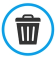 Rubbish Basket Icon