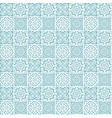 seamless pattern of ceramic tile vector image