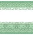 Pattern borders vector image