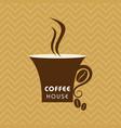for coffee shop menu stock vector image