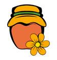 honey bank icon icon cartoon vector image vector image