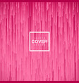 abstract pink background with fluid lines vector image