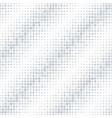 halftone diagonal seamless pattern vector image