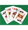 Jacks Poker vector image vector image