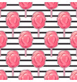 cotton candy wrapper isolated seamlessly pattern vector image