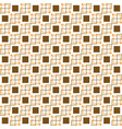 Square seamless pattern eps 10