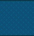 seamless ethnic sayagata geometric pattern vector image vector image