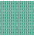 pattern emerald green braided tight stripe vector image vector image