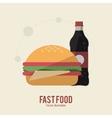 Food and Menu design vector image vector image