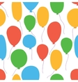 party baloons pattern2 vector image
