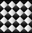 abstract seamless monochrome geometrical dot vector image vector image