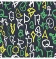 Graffiti Abstract pattern vector image vector image