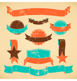 Badges and banners collection vector | Price: 1 Credit (USD $1)