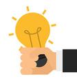 businessman icon vector image