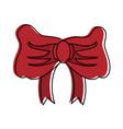 Ribbon bow icon image