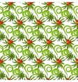 Tropical grass field seamless pattern vector image vector image