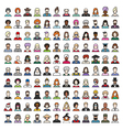 characters vector image vector image