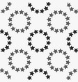 star seamless pattern cute kids star seamless vector image vector image