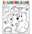 coloring book bear theme 2