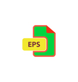 EPS Icon vector image