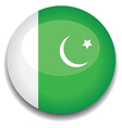 pakistan flag vector image vector image
