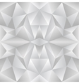 abstract triangular gradient background vector image vector image