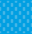 watercolor pattern seamless blue vector image vector image