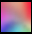 gradient abstract background vector image vector image