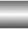 abstract halftone pattern background template vector image vector image