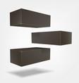 3d blocks template rectangle element of chart