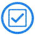 checkbox rounded grainy icon