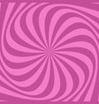 geometric spiral background - graphic design vector image vector image