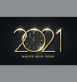 happy new year 2021 new year background vector image vector image