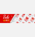 sale get up to 50 percent discount limited offer vector image vector image