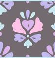elegant paint ornament pattern vector image