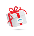 Present Box Gift Box vector image vector image