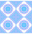 seamless pattern from abstract ethnic elements vector image vector image