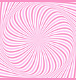 Hypnotic spiral ray background design