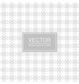 stylish seamless cloth pattern - repeatable vector image vector image