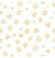 merry christmas holiday decoration effect golden vector image vector image