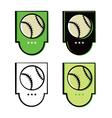 Baseball Logo vector image vector image