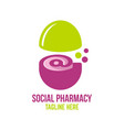 social pharmacy logo