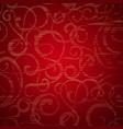 fantasy swirl background vector image