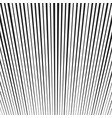 background with black and white lines vector image vector image