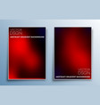 black red gradient texture design for background vector image vector image