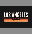 california t-shirt design vintage t-shirt design vector image vector image