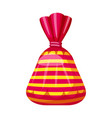 candy colorful sweet bonbon candy in bright color vector image vector image