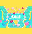 concept sale vector image