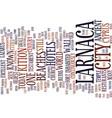larnaca of cyprus text background word cloud vector image vector image